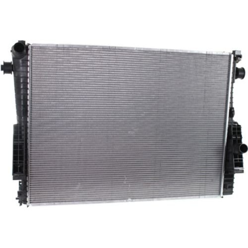 Perfect Fit Group P13022 - F-Series Super Duty Radiator, 6.4L Eng., Diesel, Automatic Transmission by Perfect Fit Group