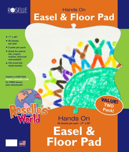 Roselle Easel Inches 2 Pack 11200 2 product image