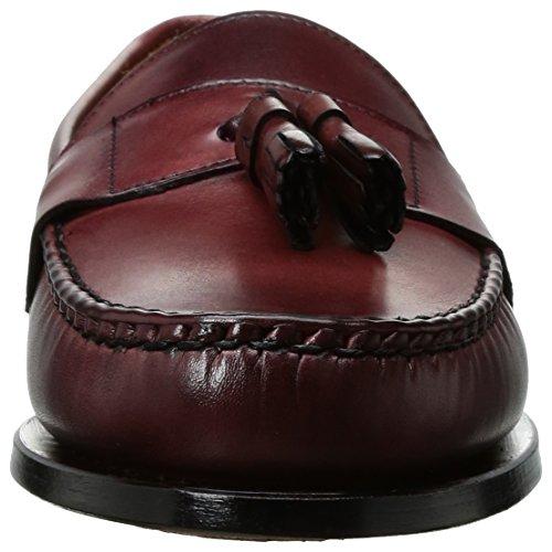 Allen Edmonds Mens Schreier Slip-on Loafer Oxblood