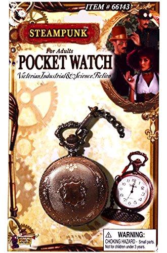 Steampunk Pocket Watch (Costume Pocket Watch)