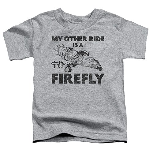 Firefly Other Ride Unisex Toddler T Shirt for Boys and Girls