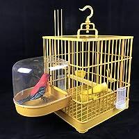 Bañera de Loros Bañera para pájaros con Ganchos Accesorios para ...