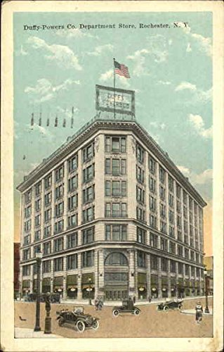 Duffy-Powers Co. Department Store Rochester, New York Original Vintage - Rochester Department Stores New York