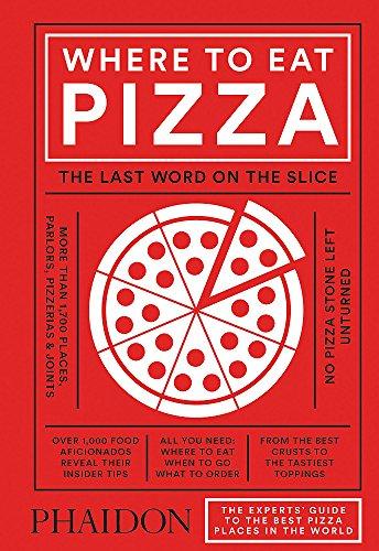 Where to Eat Pizza [Daniel Young] (Tapa Dura)