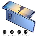 Samsung Galaxy Note 8 Screen Protector,Koharu Tempered Glass 3D Touch Compatible,9H Hardness,Bubble(2 Pack)