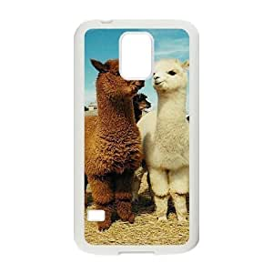 Alpaca Personalized Cover Case with Hard Shell Protection for SamSung Galaxy S5 I9600 Case lxa#920087