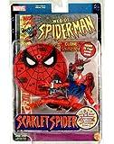 """MARVEL LEGENDS SPIDER MAN CLASSICS """" SCARLET SPIDER"""""""