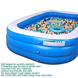 Inflatable Swimming Pool Family Pool Increase