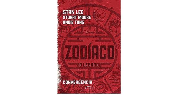Zodíaco. O Legado - Livro 1 (Em Portuguese do Brasil): Stan Lee: 9788542810578: Amazon.com: Books
