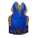 Mogul Womens Caftan Dress Dashiki Tribal Printed Plus Size Kimono Kaftan Cover Up