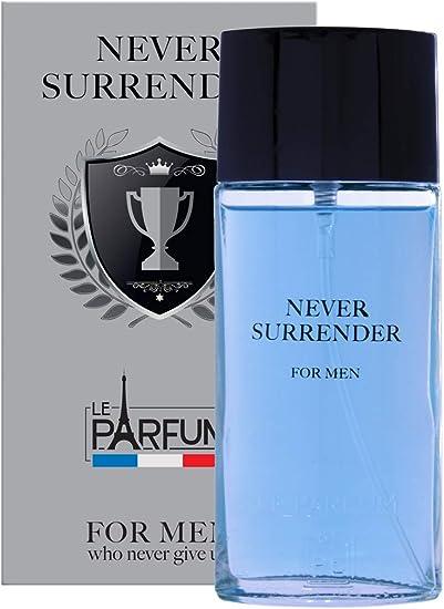 Le Parfum de France Never Surrender Eau de Toilette para hombre ...