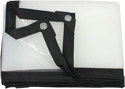 b/âche imperm/éable /à leau Transparente DHMHJH B/âche Toile Froide Isolante en Plastique de Tente disolation