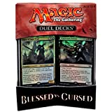 MTG Magic the Gathering - Duel Decks: Blessed vs Cursed