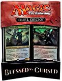 MTG Magic the Gathering - Duel Decks: Blessed vs Cursed - Pre-Order Ships February 26