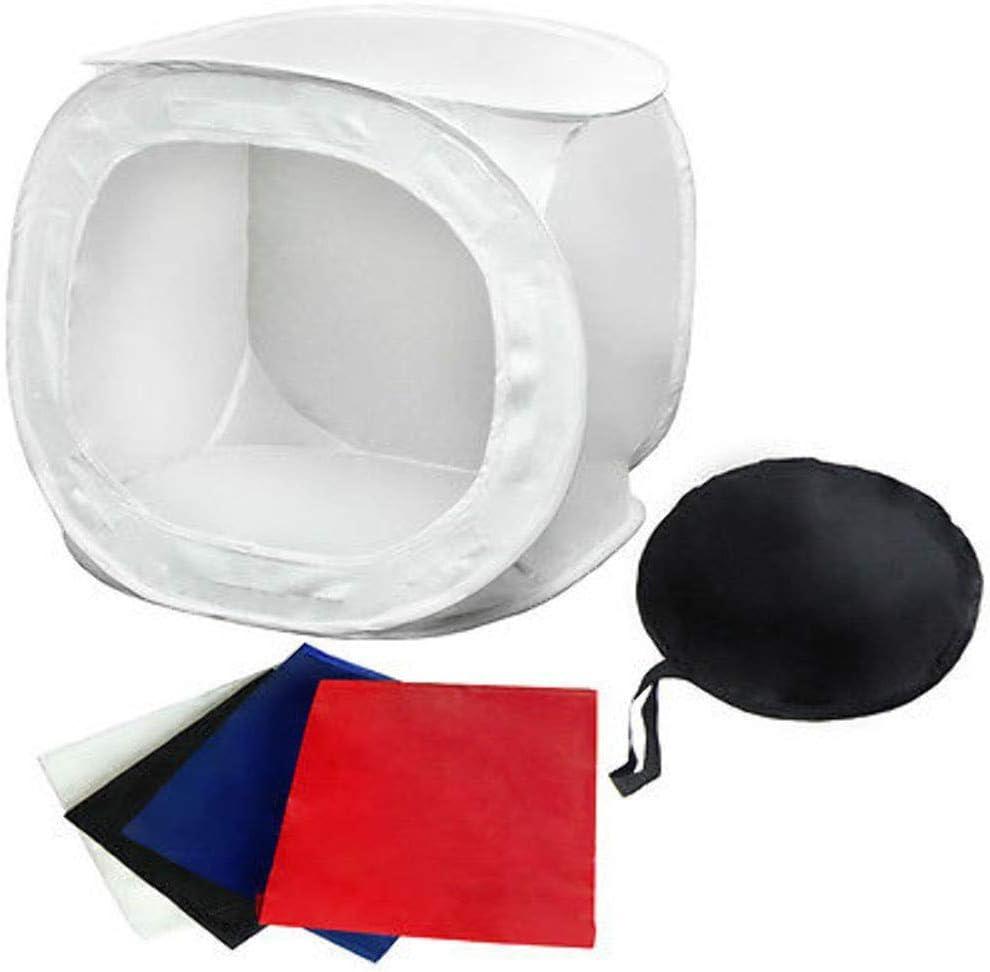 24x24 inch//60x60 cm Photo Studio Shooting Tent Light Cube Diffusion Soft Box Kit