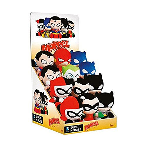 FunKo Mopeez - DC Super Heroes Plush Display Case - 12 Piece Display