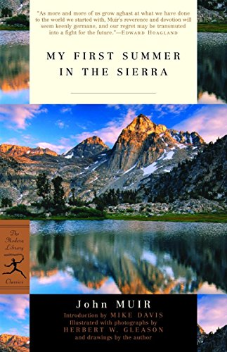 My First Summer in the Sierra (Modern Library Classics)