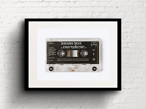 Beastie Boys - Intergalactic - Cassette Print