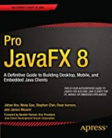 Pro JavaFX 8 Front Cover