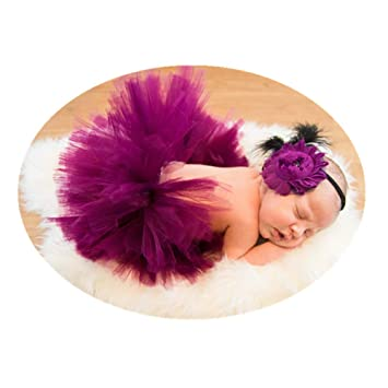 Newborn Baby Photography Props Rainbow Tutu Dress Photography Shoot Outfits for