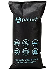 Apalus 1KG Silica Gel Car Dehumidifier, Dry Air, DMF Free, Reusable Moisture Absorber Bag, Automotive Dehumidifier, Keep Windows Fog-Free. Prevents Condensation and Mold, Perfect for Car,1KG Pack