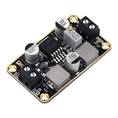 12v to 5v Buck Converter, DROK LM2596 Adjustable DC Voltage Regulator 4-40V 24V Step-Down to 1.23-37V 12V Volt Reducer Board 3A Power Supply Transformer Module