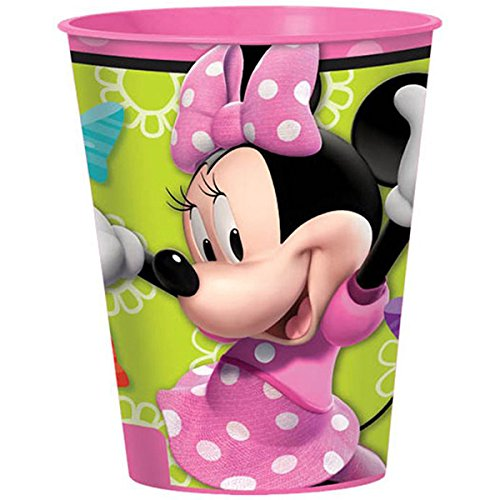 Minnie Mouse 16oz Favor Cup (Each) - Party Supplies