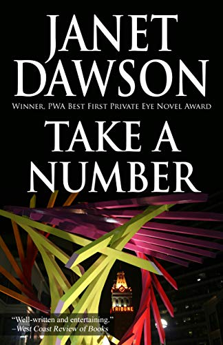 - Take A Number (The Jeri Howard Series Book 3)
