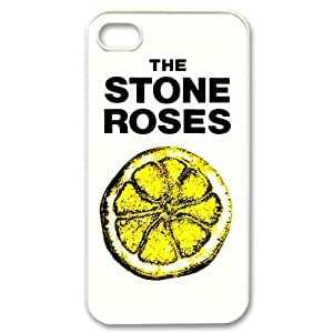 Britpop Rock Band The Stone Roses Charming Outlook Back Case for Iphone 4 Iphone 4s