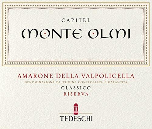 Tedeschi Tedeschi Capitel Monti Olmi Amarone 2009, 750 Ml Sangiovese, 750 Ml