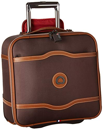 DELSEY Paris Luggage Chatelet Soft Air 2-Wheel Under-Seater, - Chalet Deluxe