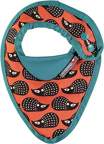 0 to 6 Months Hedgehog Pop-In Bib Stage 1