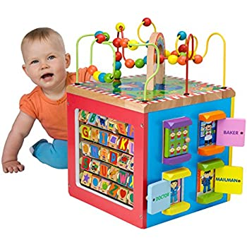 Manhattan Toy Tree Top Adventure Activity Center Toys Games