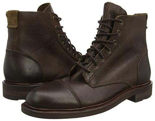 ALDO Acerrassi, Botas Militar para Hombre, Marrón (Camel/38), 43 EU: Amazon.es: Zapatos y complementos