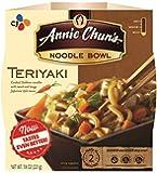 Annie Chun's Noodle Bowl, Teriyaki, 7.8 Ounce (Pack of 6)