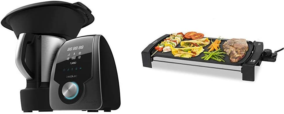 Cecotec Robot de Cocina Multifunción Mambo 7090 + Black&Water 2500 ...