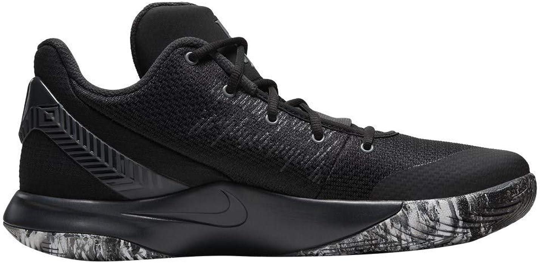 Nike Kyrie Flytrap II - Zapatillas deportivas (talla 46), color negro y cromo: Amazon.es: Zapatos y complementos