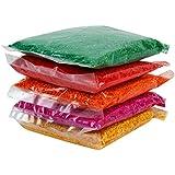 Prem Sagar Rangoli Colours Set of 5 Pouches