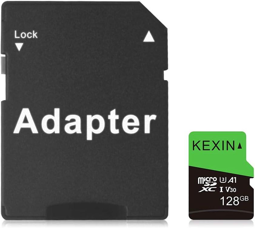 Kexin Micro Sd Karte 128gb Speicherkarte Microsdxc Bus Computer Zubehör