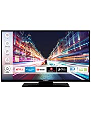 Techwood F40T52C 102 cm (40 inch) televisie (Full HD, Triple-Tuner, Smart TV, Prime Video, Works with Alexa)
