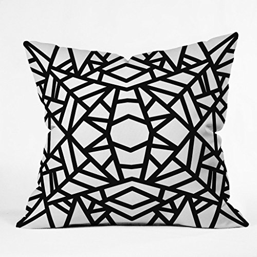 osaic_sun_Throw_Pillow_Case Pillow Case ()