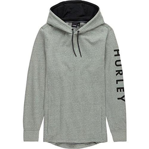 Sweatshirt Mens Hurley (Hurley Bayside One & Only Fleece Pullover Hoodie - Mens Dark Stucco, M)