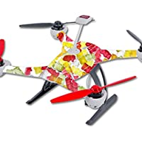 Skin For Blade 350 QX3 Drone – Gummy Bears | MightySkins Protective, Durable, and Unique Vinyl Decal wrap cover | Easy To Apply, Remove, and Change Styles | Made in the USA