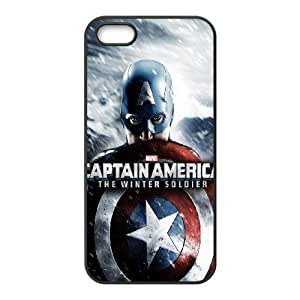 Generic Case Captain America For iPhone 5, 5S G7Y6658472