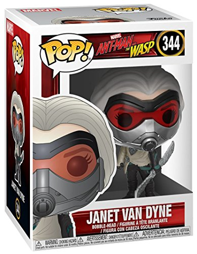 Funko Pop Marvel: Ant-Man & the Wasp-Janet Van Dyne Collectible Figure, Multicolor