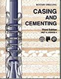 Casing and Cementing, J. Kay Wilson, 0886980569