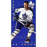 Eddie Shack Hockey Card 1994 Parkhurst Tall Boys 64-65 #117 Eddie Shack