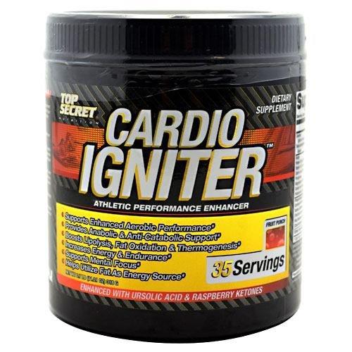 Top Secret Nutrition Cardio Igniter Fruit Punch