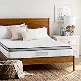 WEEKENDER 10 Inch Hybrid Mattress - Memory Foam and Motion Isolating Springs - 10 Year Warranty - Full