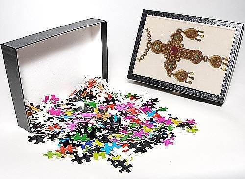 Photo Jigsaw Puzzle Of Cross Talisman